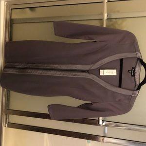 Zip front BeBe dress